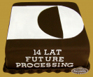tort firmowy Future Processing 14 lat