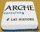 tort firmowy Arche Consulting